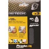 Piranha schuurgaas mouse K120 X39127-XJ