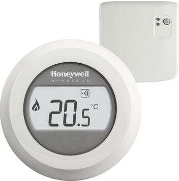 Honeywell kamerthermostaat round wireless on/off