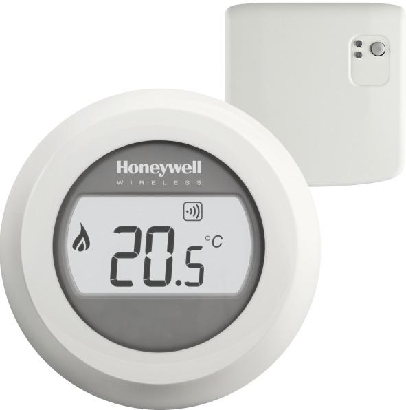 Honeywell Round Wireless Aan-Uit