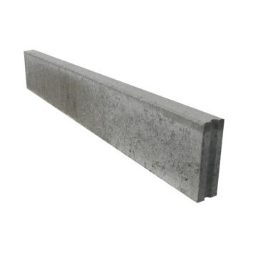 Opsluitband Beton Licht Grijs 100x15x5 cm