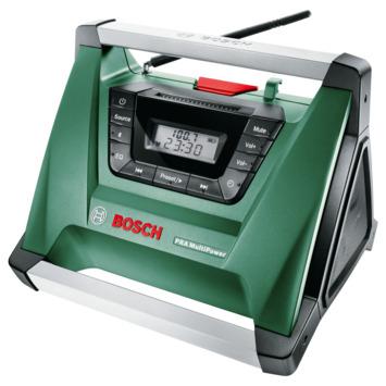 Bosch radio PRA multipower (zonder accu)
