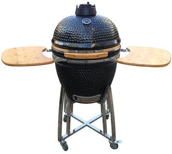 GAMMA   Barbecue Patton Kamado grill 21 zwart kopen?  