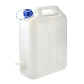 Watertank met kraantje 10 liter