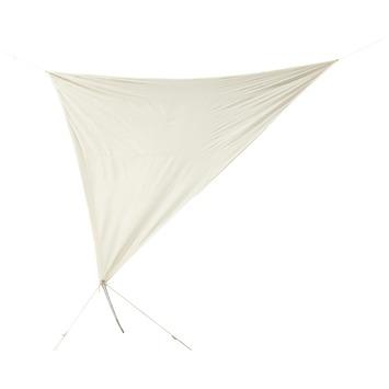 Schaduwdoek Beige Driehoek 360 cm