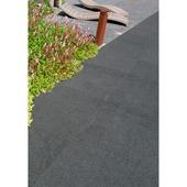 Terrastegel keramisch solid stone diamond black 80x80x2 cm 80x80x2 cm