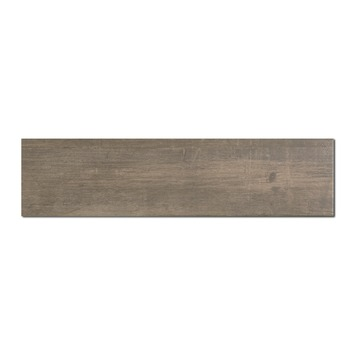 Vloertegel Tayga Cement Grijs 15x60 cm 1 m²
