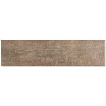 Vloertegel Tayga Merbau 15x60 cm 1 m²