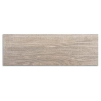 Vloertegel Spirit Grijs 20x60 cm 1,21 m²