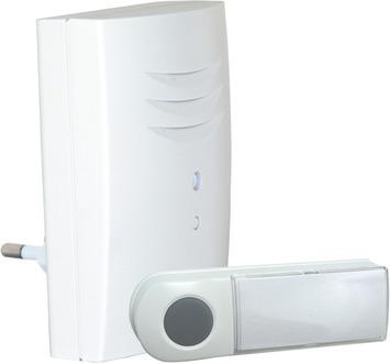 Byron draadloze deurbel plug-in B411E