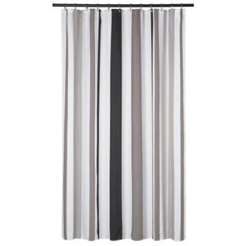 gamma douchegordijn paris grijs 200x180 cm