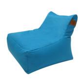 Lounge zitbank aqua