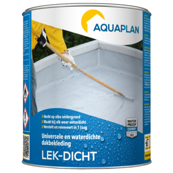Aquaplan lek-dicht 0,75 liter