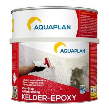 Aquaplan kelder-epoxy 1,5 liter