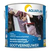 Aquaplan gootvernieuwer zinkkleurig 1 kg