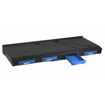 Blucave systeemschap met 4 enkelvoudige lades