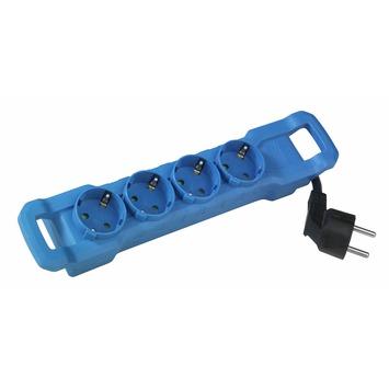 BluCave stekkerdoos met 4 stopcontacten
