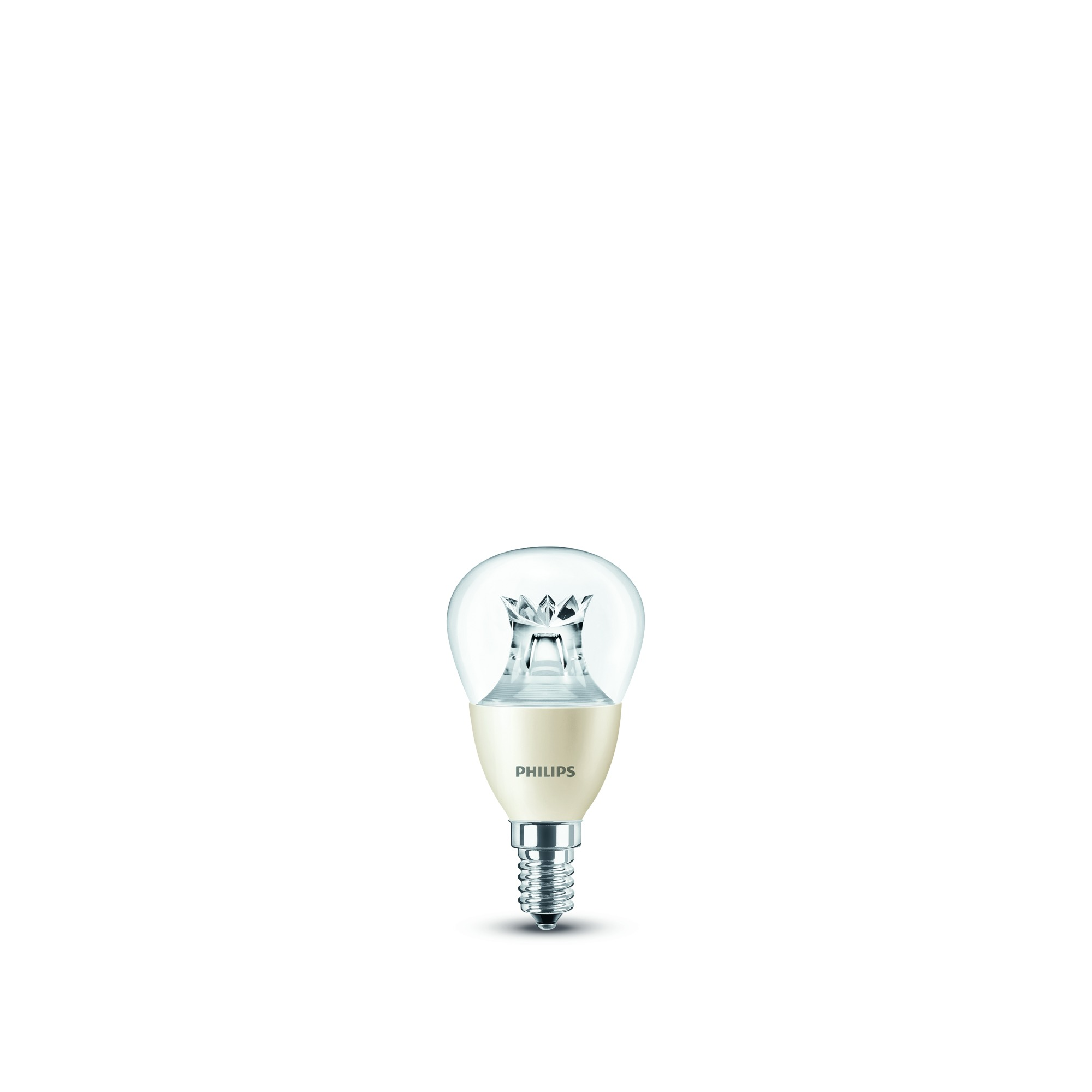 E14 LEDLAMP 6W (=40W) Kogel WarmGlow Dimbaar by Philips 45356800