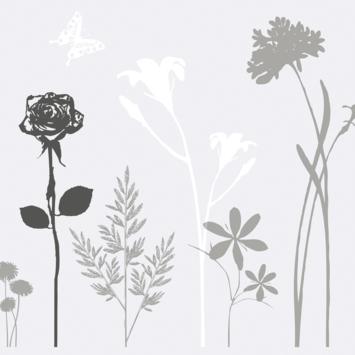 Premium statische glasfolie Blossom 334-0021 45x150 cm