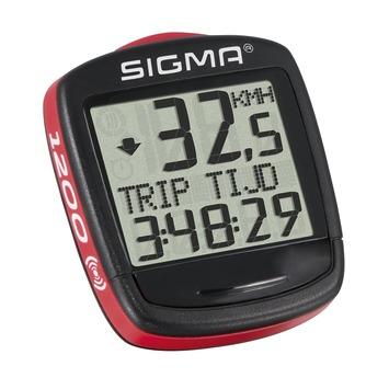 Sigma fietscomputer 1200 wl draadloos