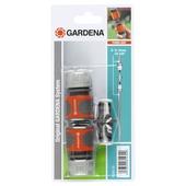 Gardena koppelingsset kunststof 13 mm 1/2 inch