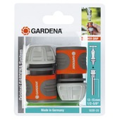 Gardena slangstukset kunststof 1/2 inch