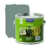 GAMMA tuinbeits transparant 2,5l 9634 grijs