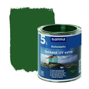 GAMMA beits extra dekkend 750ml 9455 zaans groen