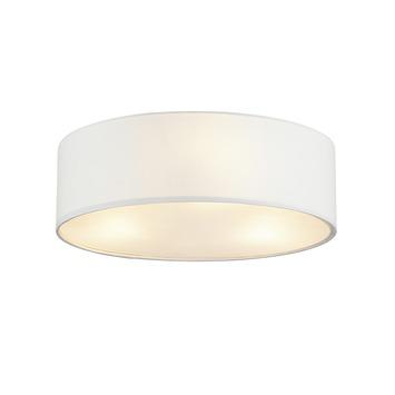 Plafondlamp Fenna doorsnee 40cm wit