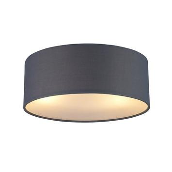 Plafondlamp Fenna doorsnee 30cm grijs