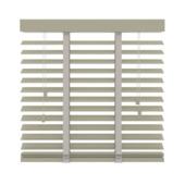 GAMMA horizontale jaloezie hout 50 mm 945 leem 120x180 cm