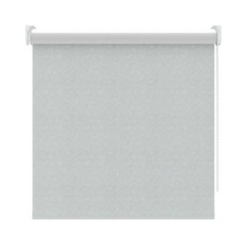 gamma rolgordijn dessin verduisterend 3567 wit bloem 210x190 cm