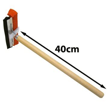 Raamtrekker 20 cm steel 40 cm