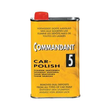 Commandant polish nr. 5