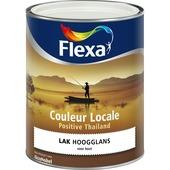 Flexa Couleur Locale lak Positive Thailand breeze hoogglans 750 ml