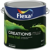Flexa Creations muurverf blueberry dream extra mat 2,5 liter