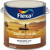 Flexa Couleur Locale muurverf Positive Thailand mist mat 2,5 liter