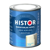 Histor Perfect Base radiatorlak parelwit 750 ml