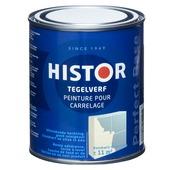 Histor Perfect Base tegelverf RAL 9010 gebroken wit 750 ml
