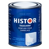 Histor Perfect Base tegelverf wit 750 ml