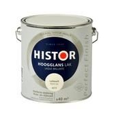 Histor Perfect Finish lak leliewit hoogglans 2,5 liter