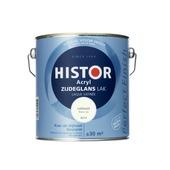 Histor Perfect Finish lak leliewit 2,5 liter
