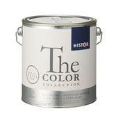 Histor The Color Collection muurverf opal white 2,5 liter
