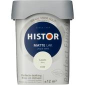 Histor Perfect Finish lak loom mat 750 ml