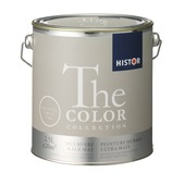 Histor The Color Collection muurverf gravel grey 2,5 liter