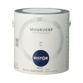 Histor Perfect Finish muurverf wit mat 2,5 liter