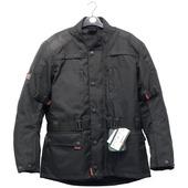 Motorjack lang zwart XL