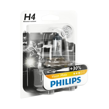 Philips motorlamp Vision H4