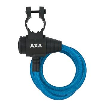 AXA kabelslot zipp cable blue 120*8