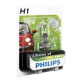 Philips autolampenset Longlife EcoVision H1