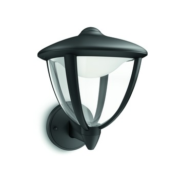 Philips Robin wit licht zwart staand